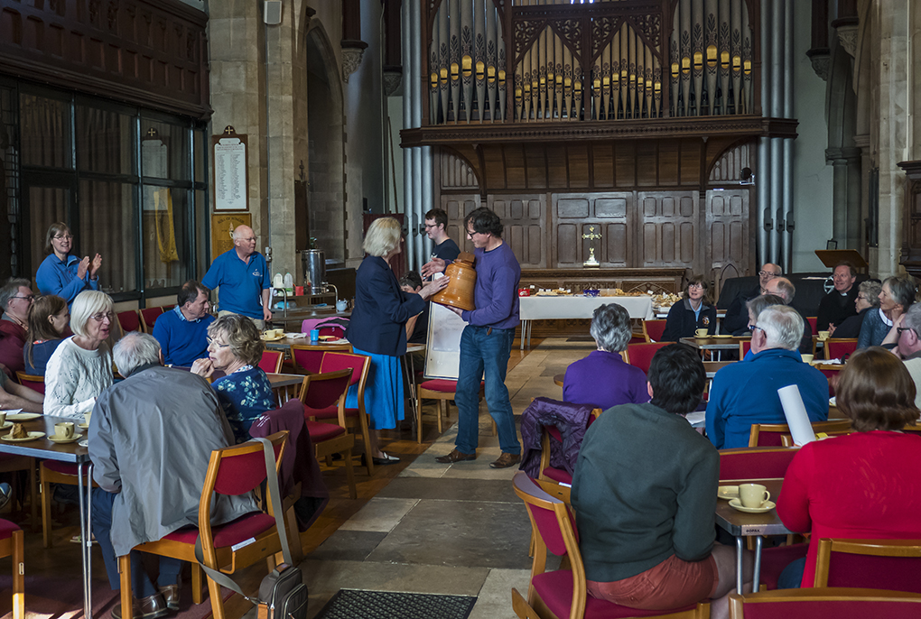 East Dorset Quarterly Meeting - Salisbury Diocesan Guild of